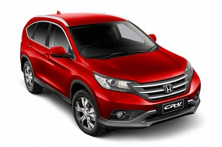 Honda CRV (Group 2B)