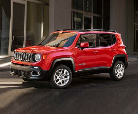 Jeep Renegade (Group 2C)
