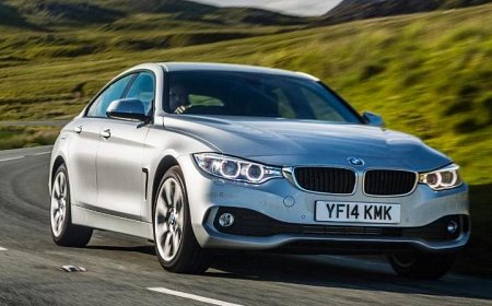 BMW 4 Series Gran Coupe (Group 2A)
