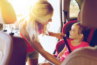 ​New child seat laws and how they will affect you