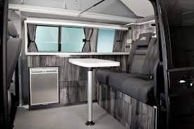 VW Camper Van Luxury Interior