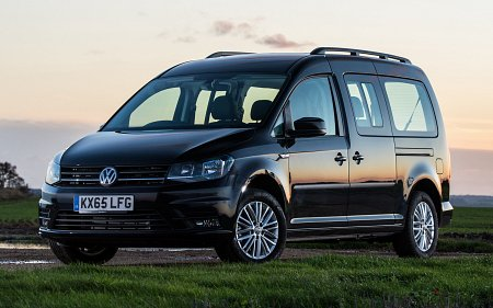 Volkswagen Caddy Maxi Life (Group 3D/3DA)