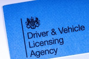 Do I need a DVLA code to hire a car in the UK?
