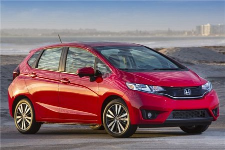 Honda Jazz (Group 1D/1DA)