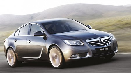 Vauxhall Insignia (Group 1K)