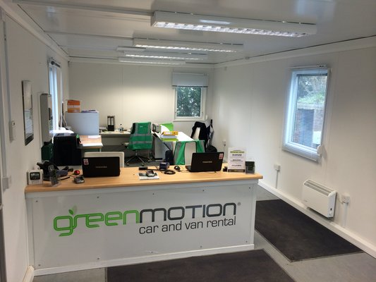 Our Gatwick Office