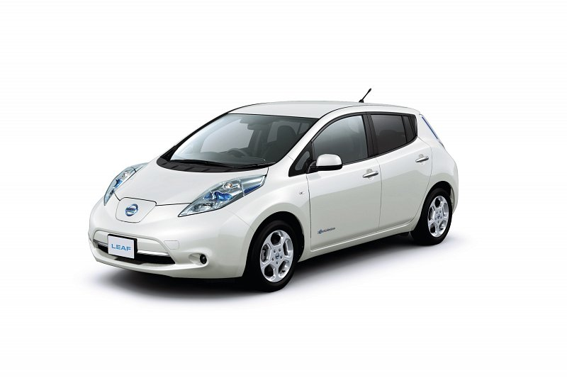 Full electric car