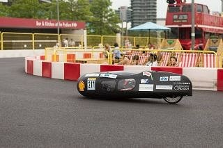 Green Motion sponsors young engineers in Shell Eco-marathon for third consecutive year