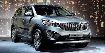 Kia Sorento (Group 1SOR)